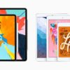 iPad Air e iPad mini, lado a lado
