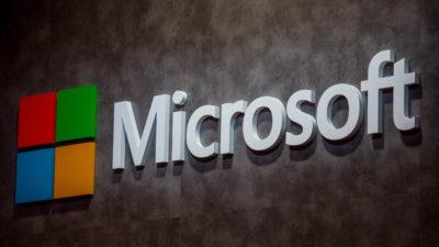 Logotipo da Microsoft