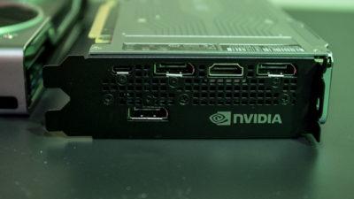 Placa de vídeo da Nvidia