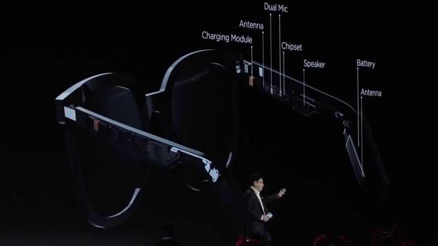 Óculos inteligentes da Huawei