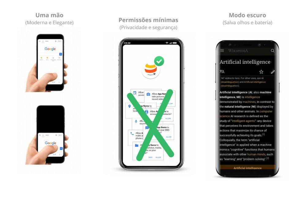 - oh web browser 970x647 - Os melhores apps da semana para Android