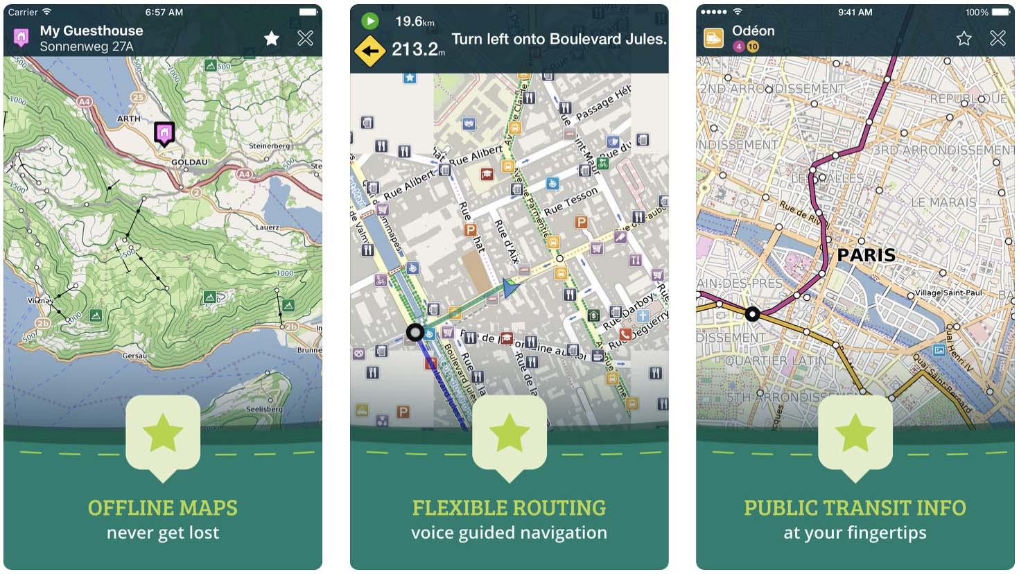 Telas do Pocket Earth PRO  - pocket earth - Os melhores apps da semana para iPad e iPhone