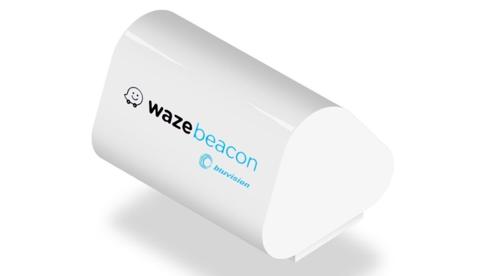 Beacon do Waze