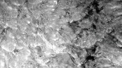 Imagens captadas por aviões espiões U2