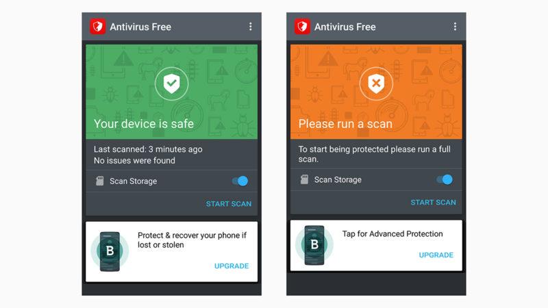 Bitdefender é uma das opções de antivírus disponíveis para Android