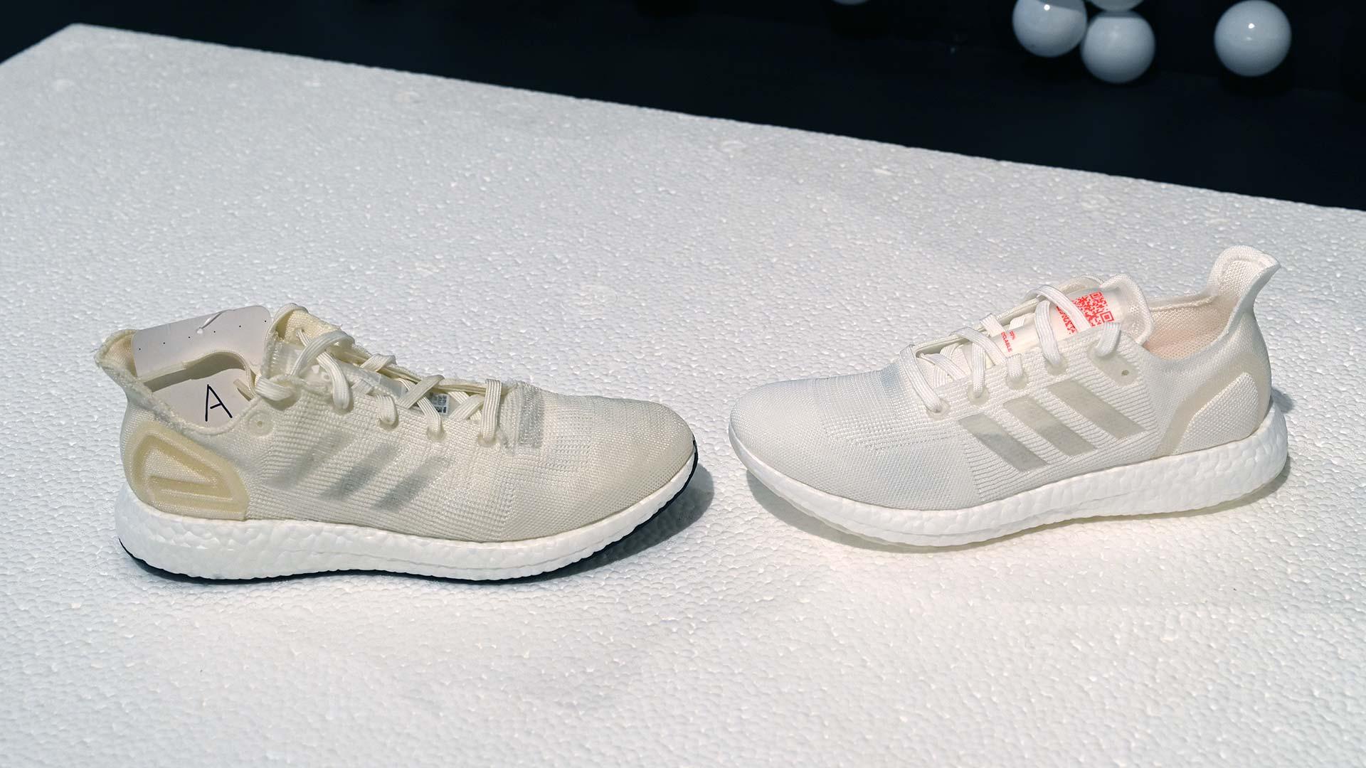 44793f0133 Adidas cria tênis recicláveis que darão desconto na compra de um ...