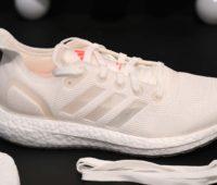 Detalhe do tênis Loop, da Adidas