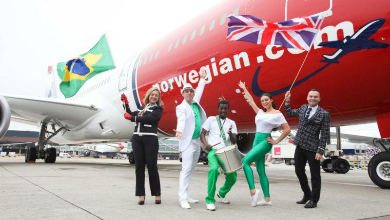 Resultado de imagen para norwegian air Rio Janeiro