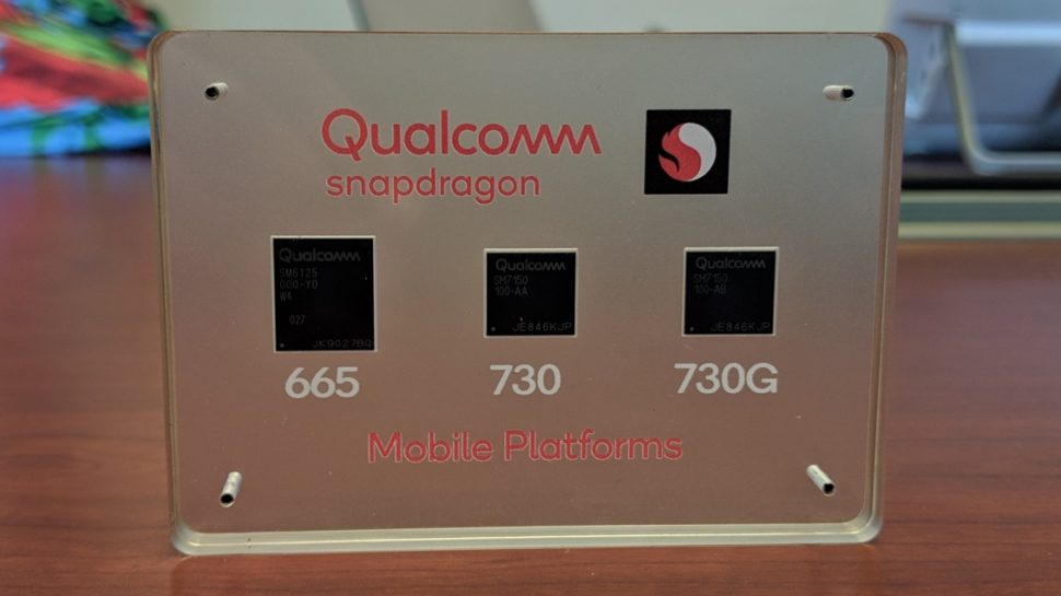 Chips Snapdragon 665, 730 e 730G