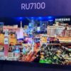 TV UHD 4K Samsung modelo RU7100