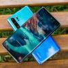 Samsung Galaxy S10 e Huawei P30 Pro