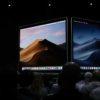 Executivo da Apple apresenta macOS Mojave na WWDC 2018