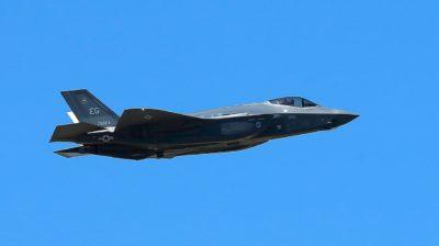 Caça da Força Aérea dos Estados Unidos