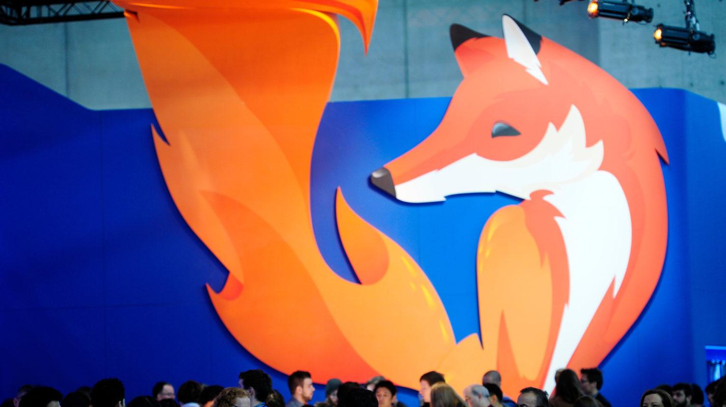 Logotoipo da Firefox