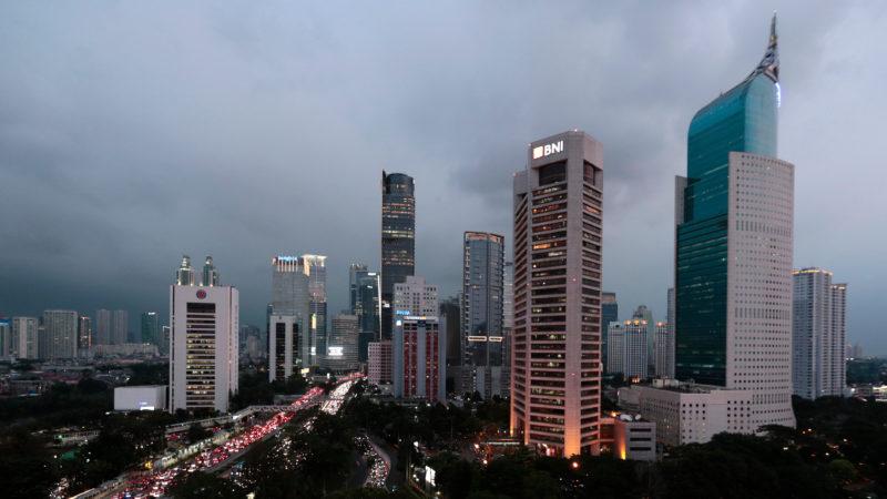 A Indonésia está mudando sua capital, porque Jacarta está afundando