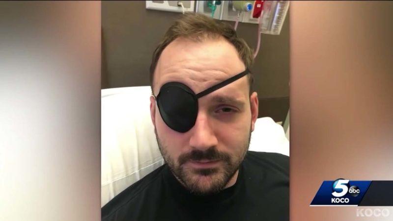 Josh Hader, paciente que estalou o pescoço e sofreu um derrame