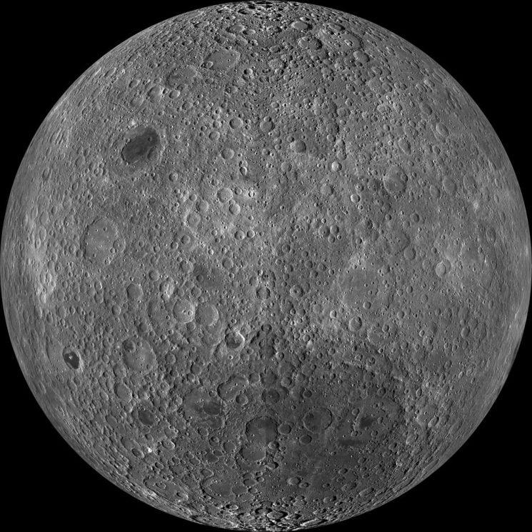 Topografia da Lua