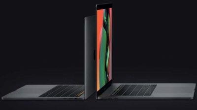 Novos MacBook Pro com processadores de nona geração