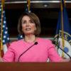 Nancy Pelosi discursando