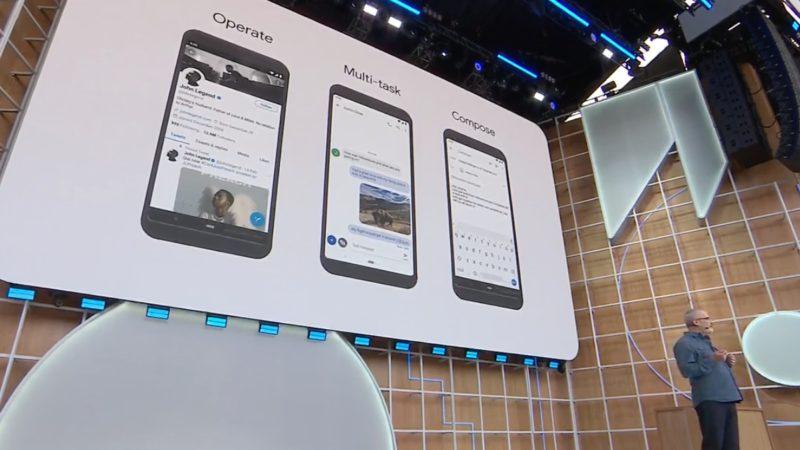 Funções do novo Google Assistente