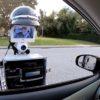 Robô policial foi pensado para abordagens no trânsito