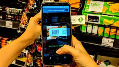 App do Pão de Açúcar transforma smartphone em scanner de produtos do mercado