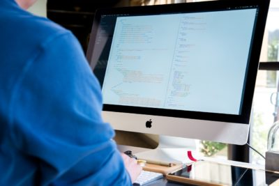 desenvolvedor web de front-end