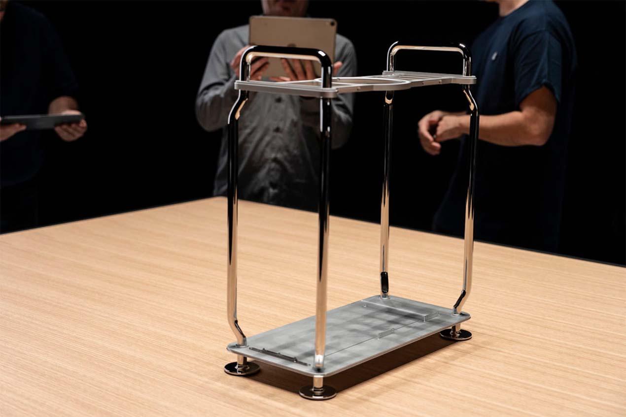 Estrutura do Mac Pro