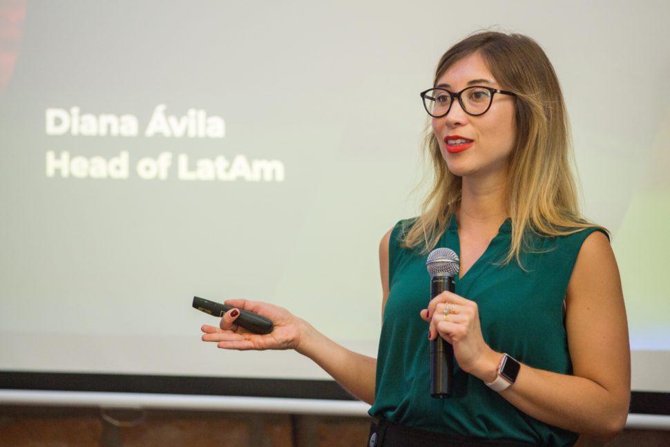 Diana Ávila, head da Transferwise para a América Latina