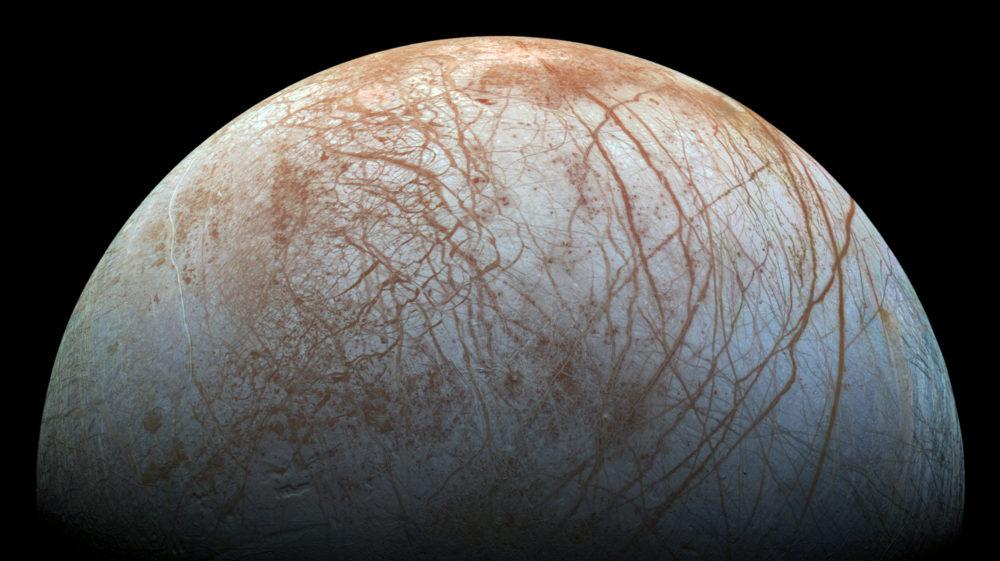 Novas evidências reforçam suspeita de existência de plumas de vapor d'água em lua de Júpiter