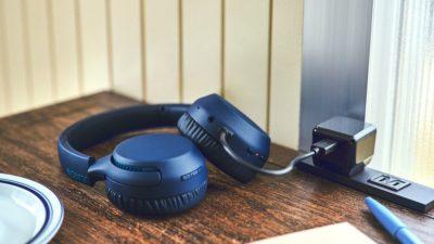 Fone de ouvido Sony XB700