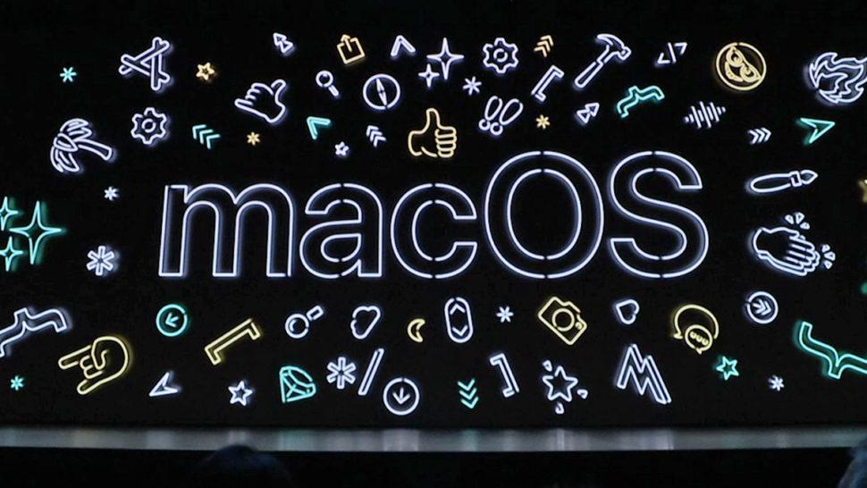 Logotipo do macOS Catalina