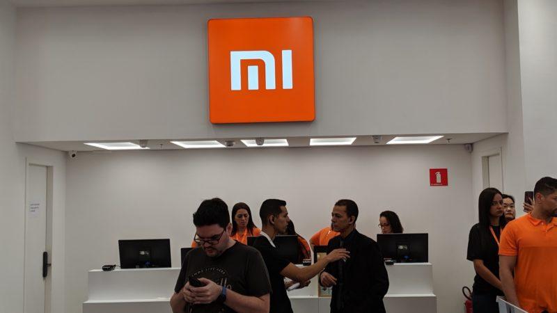 Loja MiStore, da Xiaomi, em São Paulo