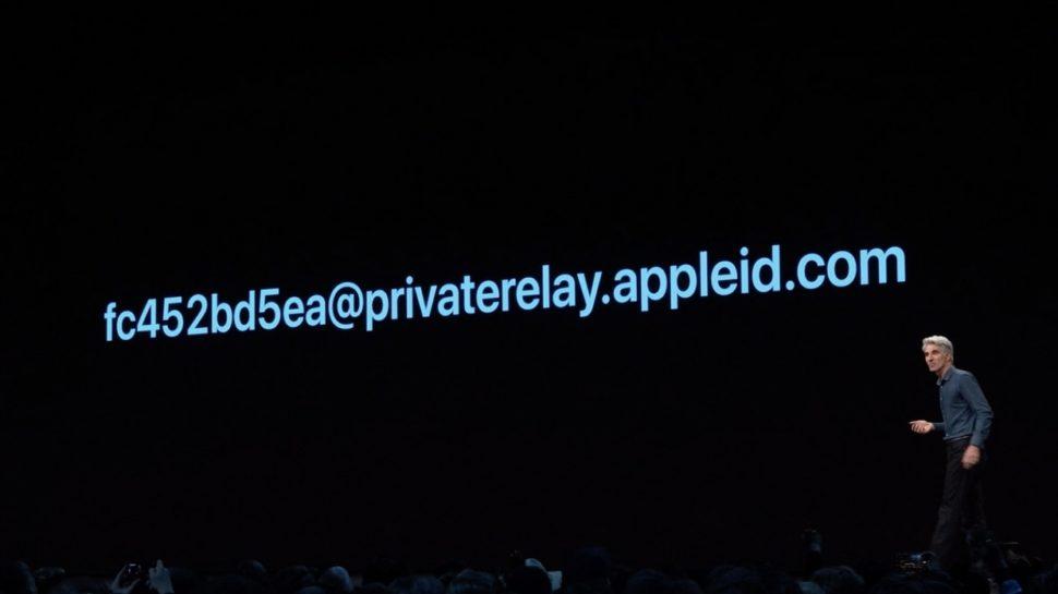 Privacidade e-mail no iOS 13