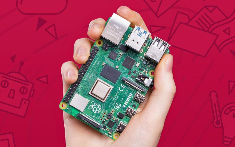 Novo Raspberry Pi 4 é basicamente um desktop que custa apenas US$ 35