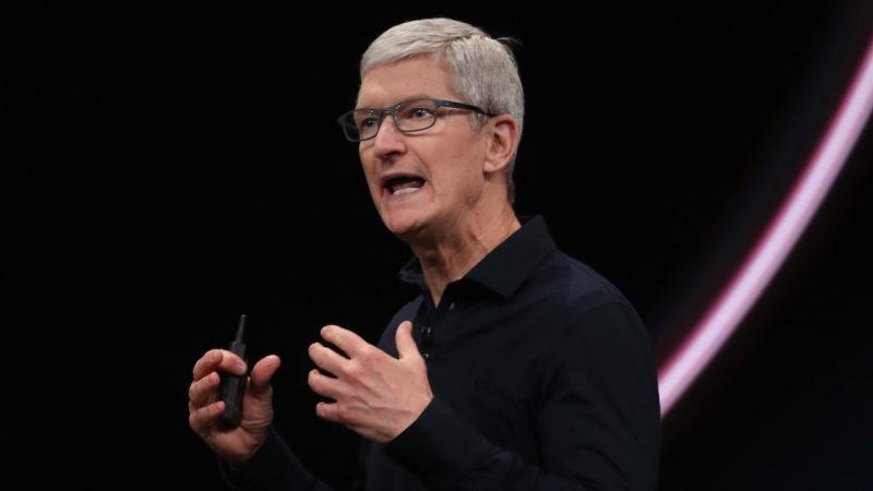 Apple considera tirar da China entre 15% e 30% de sua cadeia de produção
