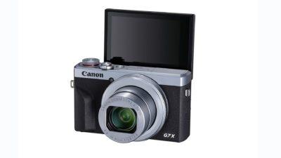 Câmera Canon G7X