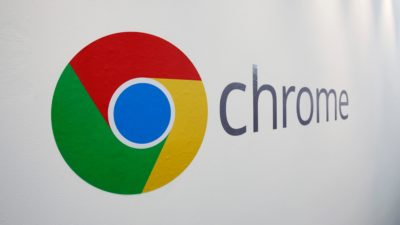 Logotipo do Chrome. Crédito: Mark Lennihan/AP