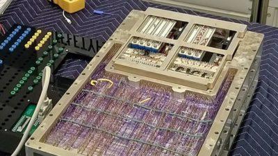 Computador de orientação da NASA foi restaurado para minerar bitcoin