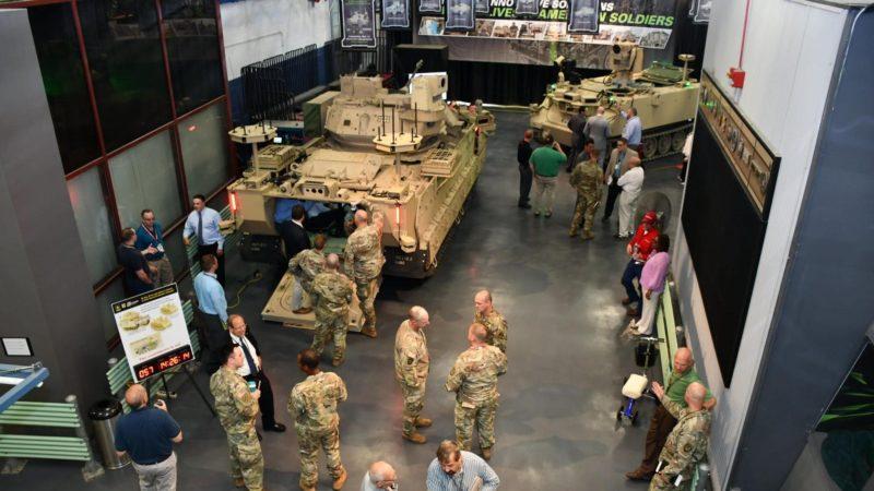 Exército dos EUA está testando veículos de combate robóticos