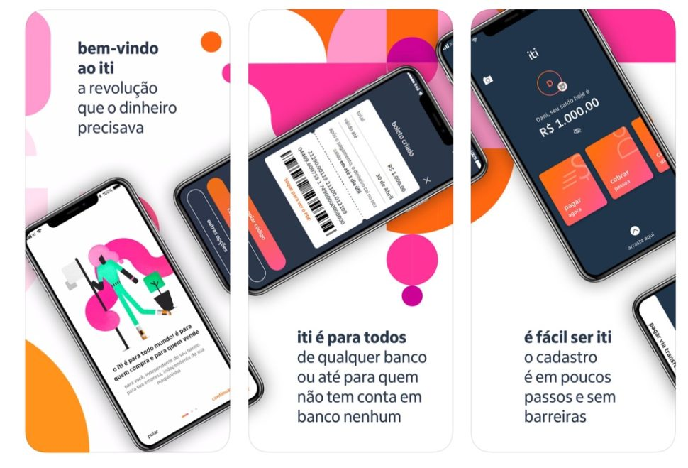 App iti, do Itaú
