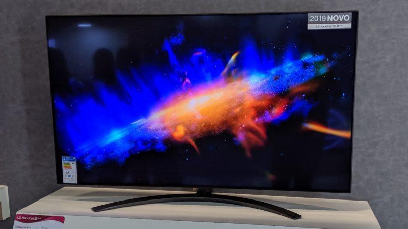 TV NanoCell, da LG