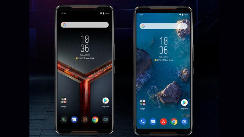 Smartphone ROG Phone 2, da Asus
