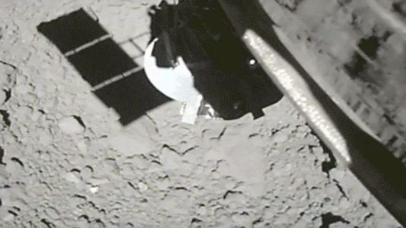 Sonda Hayabusa2 faz segundo pouso no asteroide Ryugu