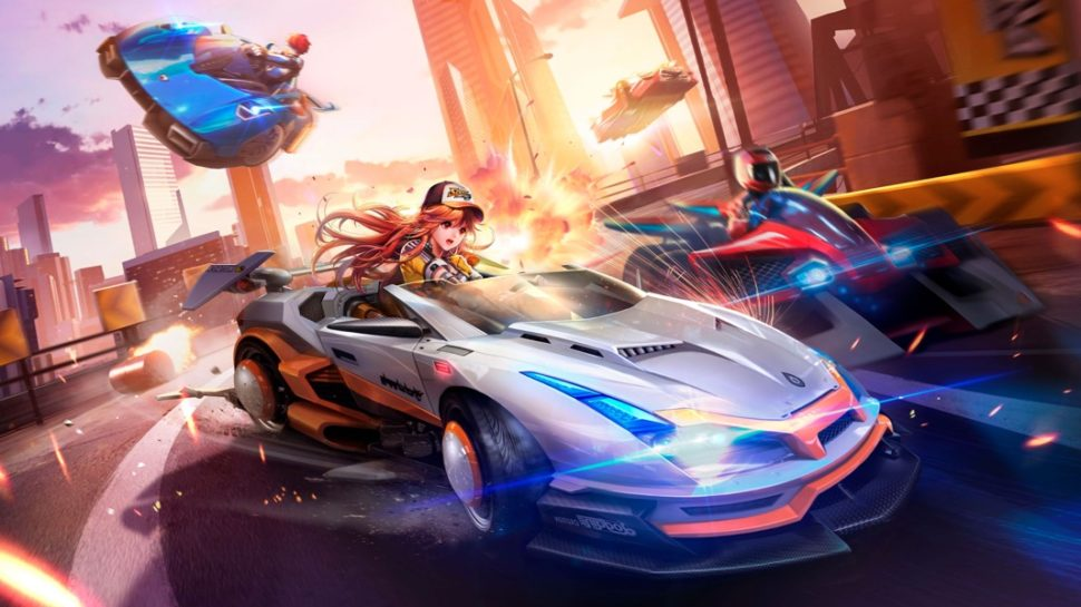 Speed Drift, o novo game de corrida da Garena