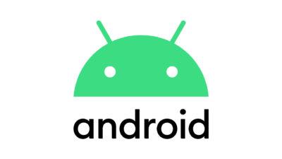 Novo logotipo do Android 10