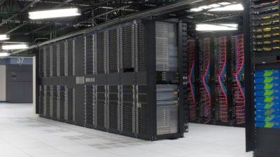 Datacenter da IBM nos EUA