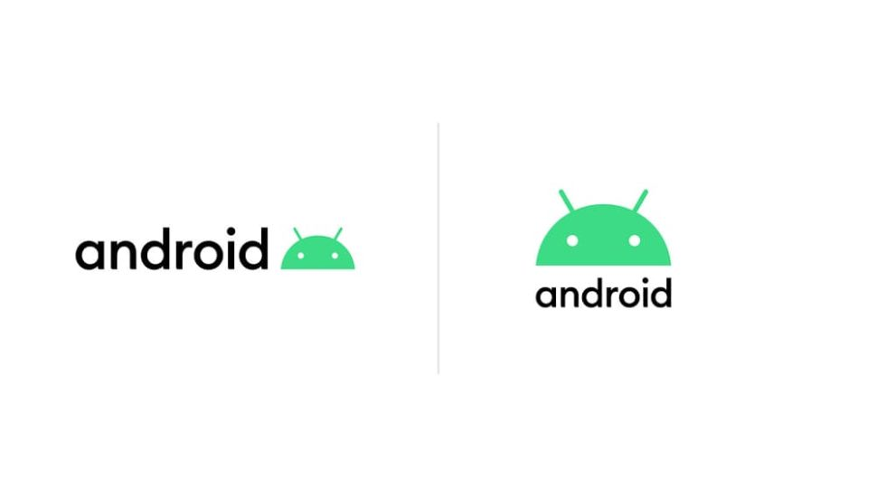 Novo logotipo do Android