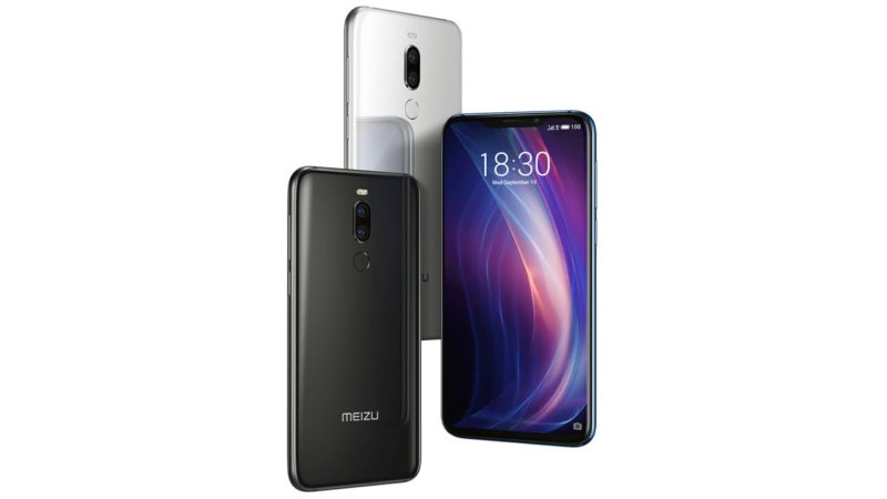 Smartphone Meizu X8