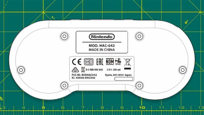 Registro da Nintendo sugere que games do SNES devem chegar ao Switch